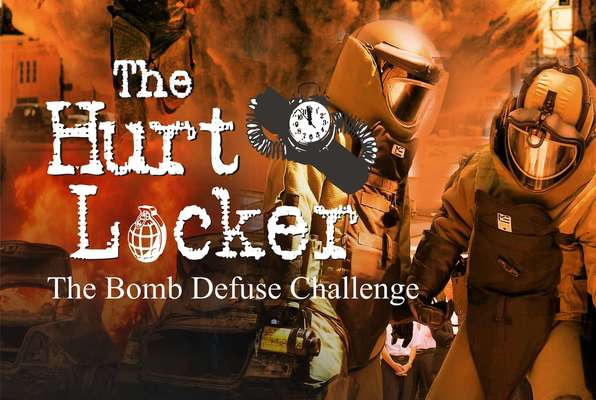 The Hurt Locker (Mystery Rooms Chandigarh) Escape Room