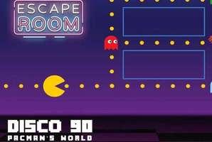 Квест Disco 90 - Pacman's World