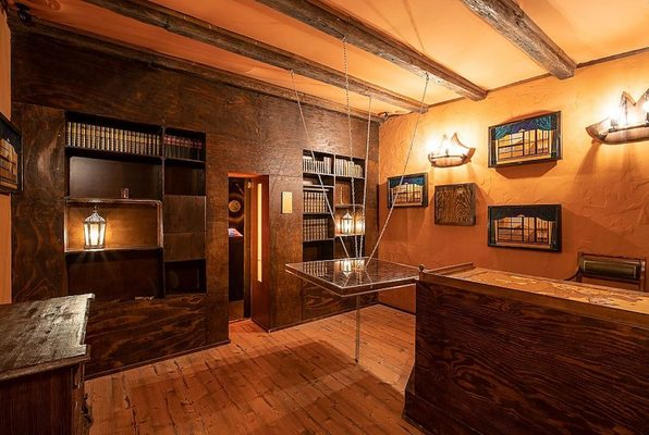 Leonardo da Vinci's Cabinet (Labyrintoom) Escape Room