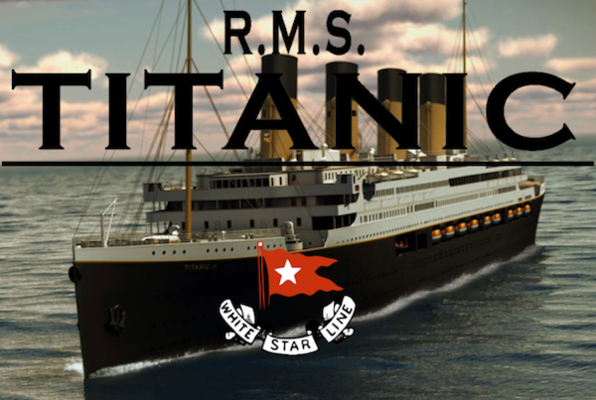 Escape the RMS Titanic