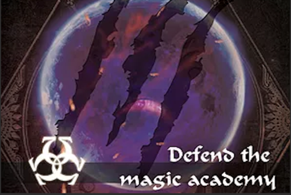 Defend the Magic Academy (Omescape) Escape Room