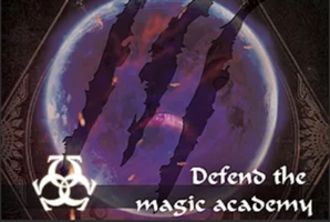 Квест Defend the Magic Academy