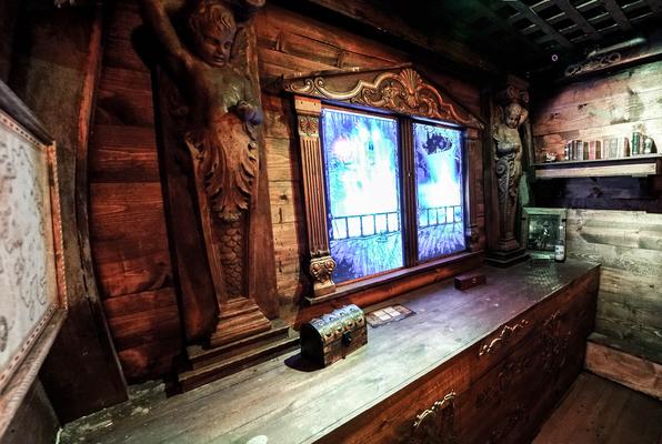 The Pirate's Curse (The Escape Game DC) Escape Room