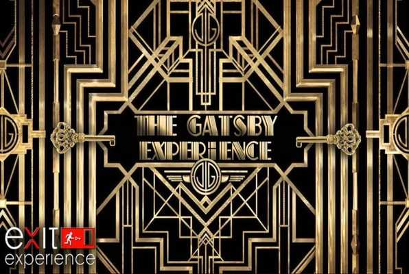 The Gatsby (Exit Experience) Escape Room
