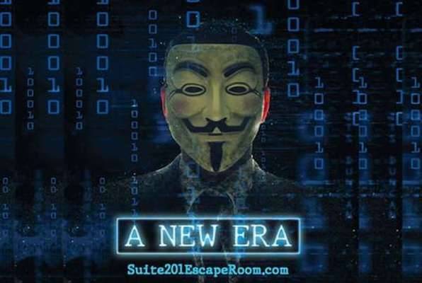 A New Era (Suite 201 Escape Room) Escape Room