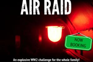 Квест Air Raid