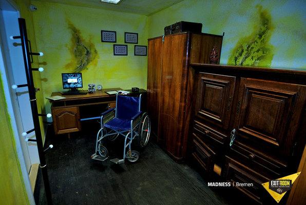 Madness (Exit the Room München) Escape Room