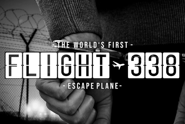 Flight 338 (The Riddle Within) Escape Room
