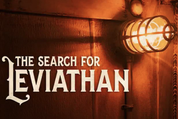 The Search for Leviathan