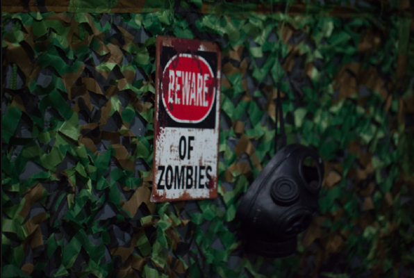 Trapped in a Room with a Zombie (Room Escape Atlanta) Escape Room