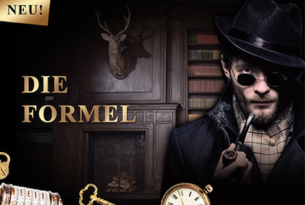 Die Formel (Secret Room) Escape Room