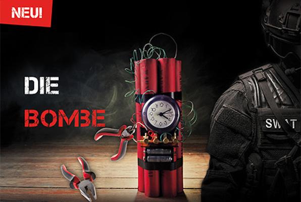 Die Bombe (Secret Room) Escape Room