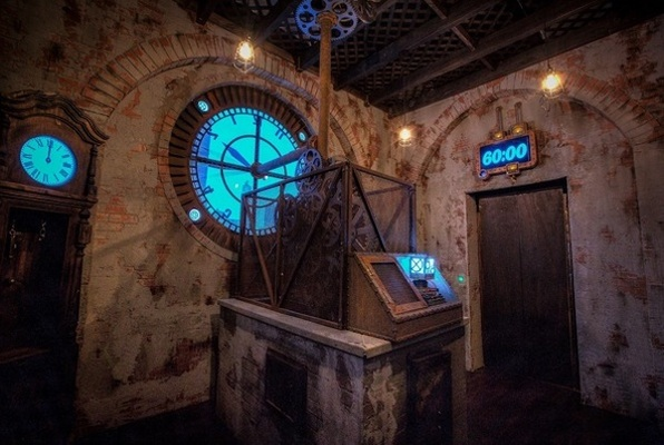 The Clock Tower (Escape the Room LA) Escape Room