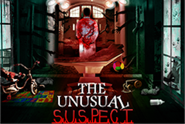 The Unusual Suspect (Freeing India) Escape Room
