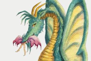 Квест Dragon Snack