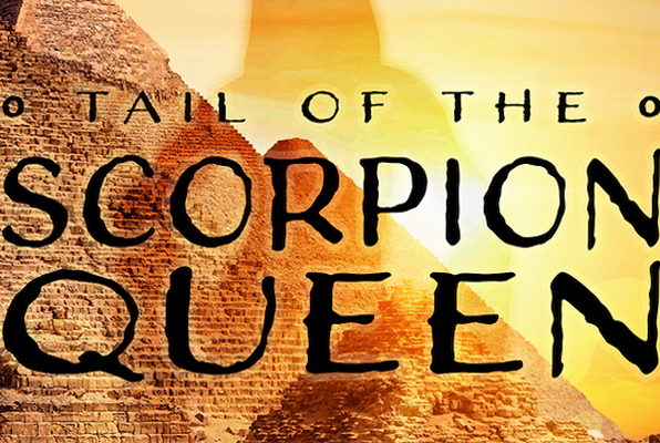 Tail of the Scorpion Queen