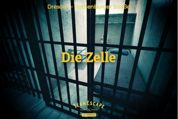 Die Zelle (Team Escape Dresden) Escape Room