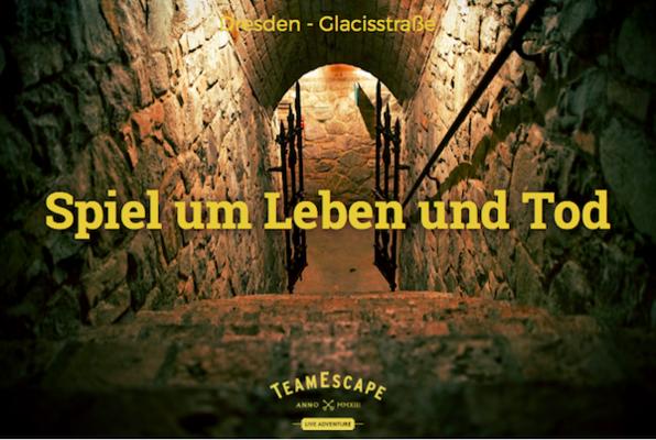 Spiel um Leben und Tod (Team Escape Dresden) Escape Room