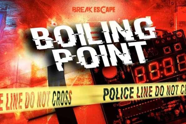 Boiling Point (Break Escape) Escape Room