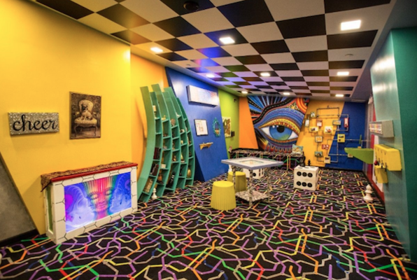 The Billionaire's Den (Escape Room Mystery Cherry Hill) Escape Room
