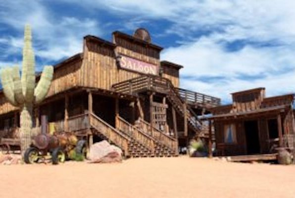 High Noon in the Old West (Time to Escape) Escape Room