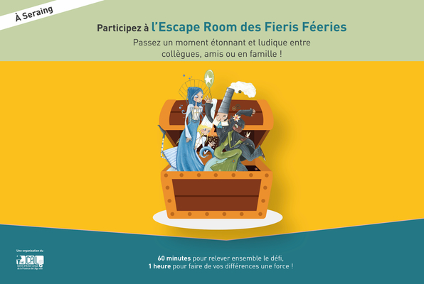 L'escape Room de Seraing