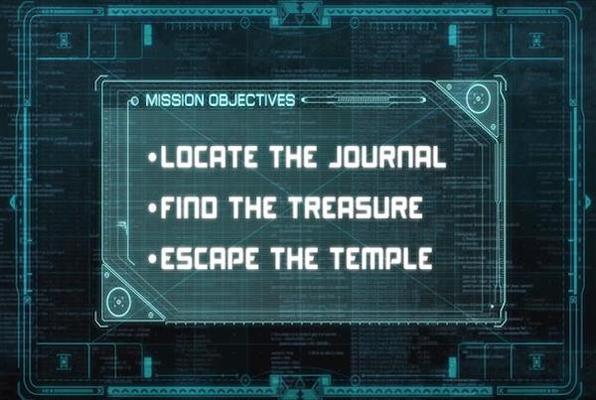 Lost City (Escapology) Escape Room