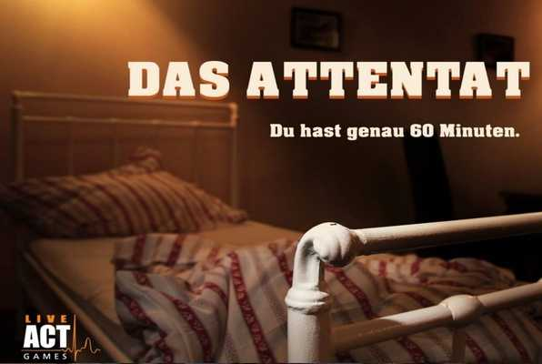 Das Attentat (LiveActGames) Escape Room