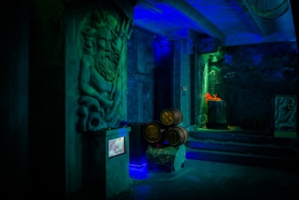 Atlantis (Escape Events) Escape Room