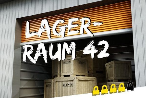 Lager-Raum 42 (Room Escape Frankfurt) Escape Room