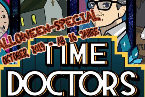 Time Doctors (Adventure Team) Escape Room