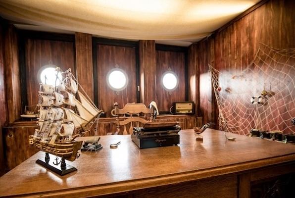 Das Vermächtnis des Kapitäns (Exit Games Stuttgart) Escape Room