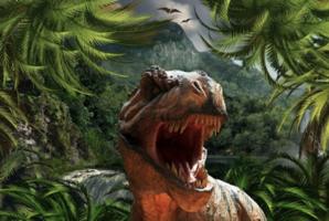 Квест Escape the Jurassic