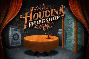 Квест Houdini's Workshop