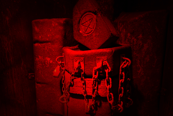 The Devil's Playground (The Great Escape Game Leeds) Escape Room