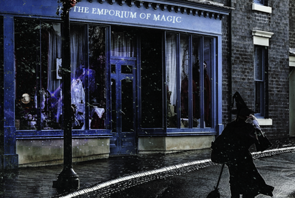 Magic Emporium (Breakout Manchester) Escape Room