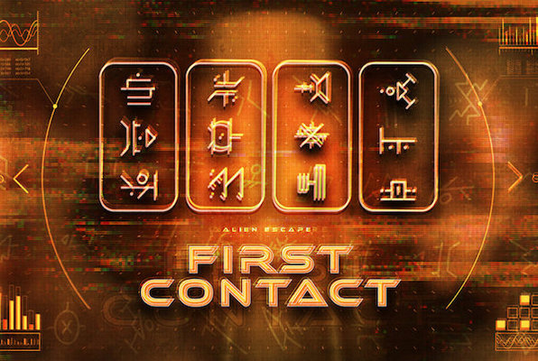 First Contact (Escape Newcastle) Escape Room