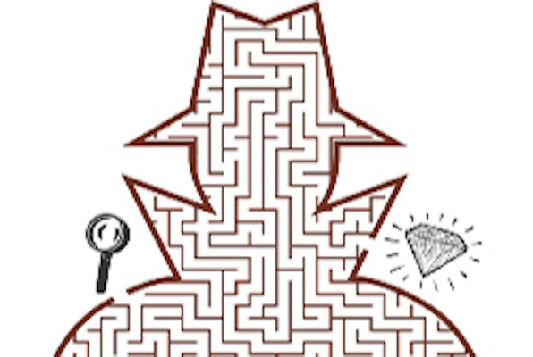 The Diamond Maze