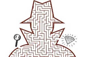 Квест The Diamond Maze