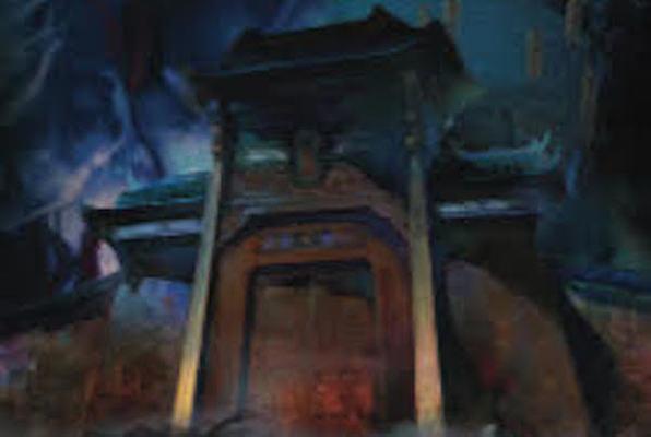 Forsaken Temple
