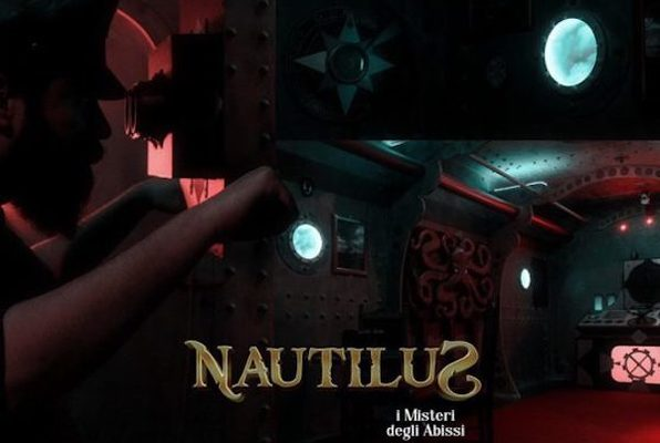 La maledizione del Nautilus (Fugacemente Roma) Escape Room