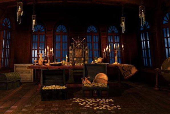 Galeone Pirata (Fugacemente) Escape Room