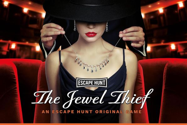 The Jewel Thief (Escape Hunt) Escape Room