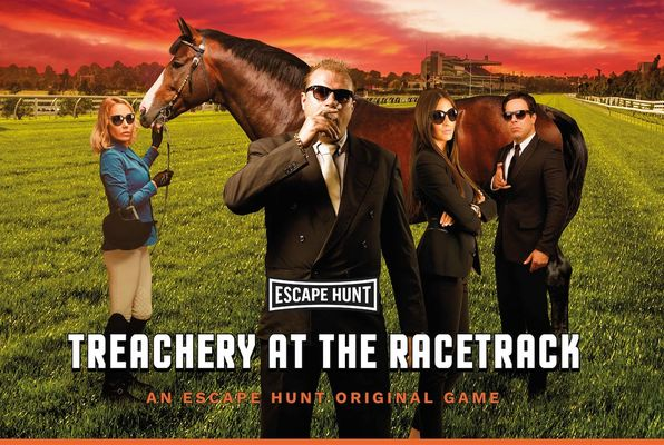 Treachery at the Racetrack