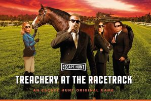 Квест Treachery at the Racetrack