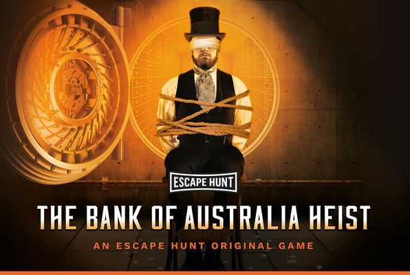 The Bank of Australia Heist