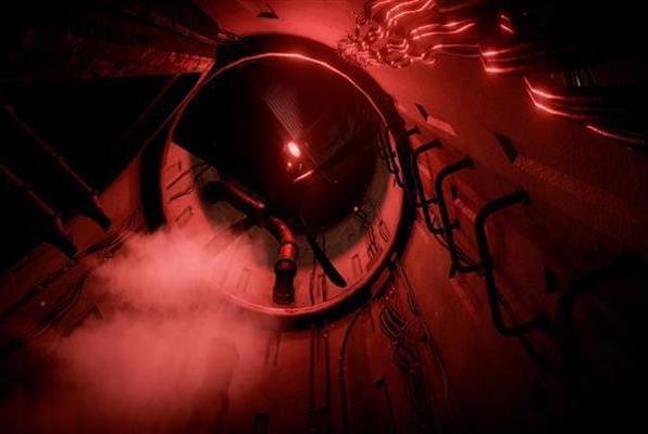 The Prison VR (Escapology) Escape Room