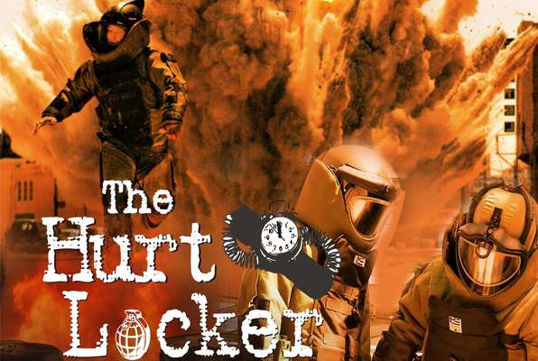 The Hurt Locker (Mystery Rooms Kolkata) Escape Room