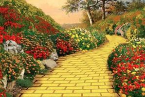 Квест Yellow Brick Road