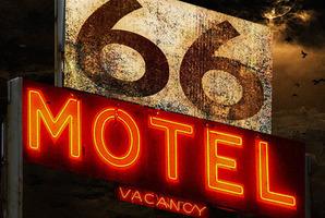 Квест 66 Motel